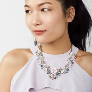 BaubleBar // Camilla Crystal Bib Necklace